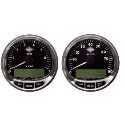 SMARTCRAFT INSTRUMENTS -- SC1000 SYSTEM TACH/SPEED
