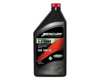 MERCURY 4-STROKE MARINE ENGINE OIL AND OIL FILTERS -- FCW® 10W30 MARINE OIL