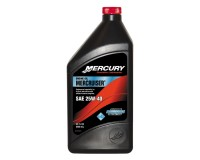 MERCURY 4-STROKE MARINE ENGINE OIL AND OIL FILTERS -- FC-W® 25W40 MARINE OIL